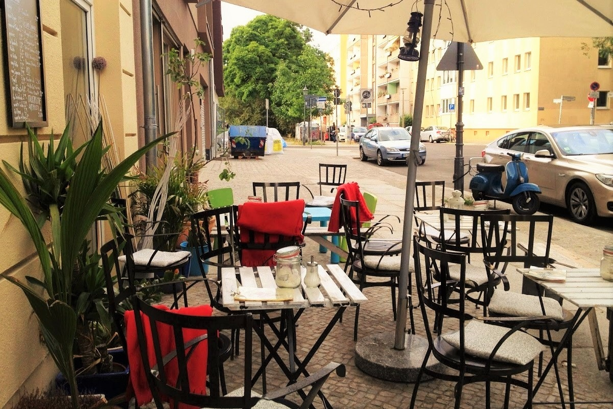 Cafes and Bars 2
