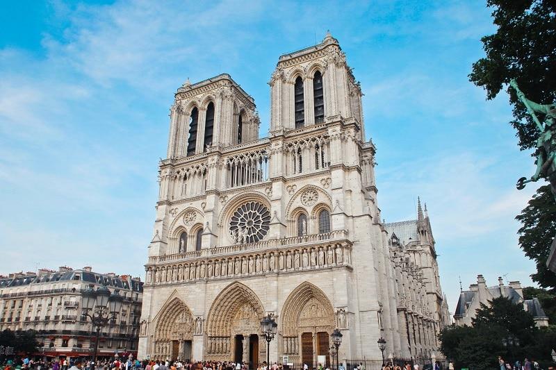 Cathedrale Notre-Dame de Paris-1