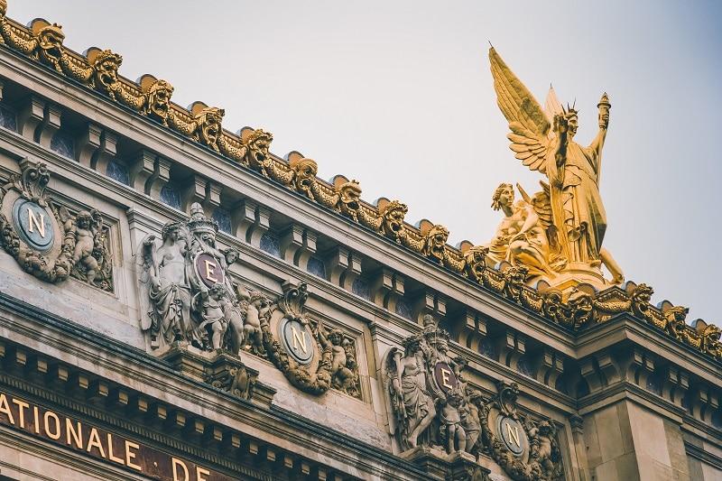 Palais Garnier – Opera National de Paris